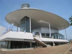 桐生市市民文化会館(シルクホール・小ホール)