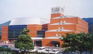 かつらぎ総合文化会館(あじさいホール)